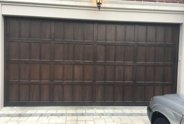 Wooden garage Door Toronto