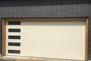 Custom made garage door 18