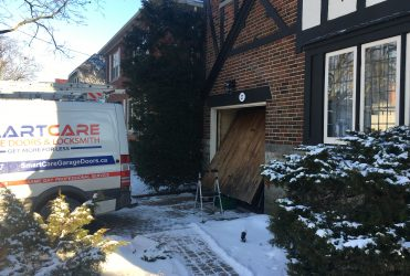 Wooden Garage Door Etobicoke