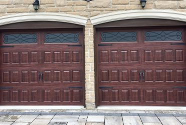 Wooden Garage Door Richmond Hill