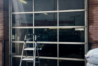 Commercial Glass Garage Door Repair Vaughan