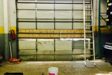 Commercial Garage Door Repair Vaughan