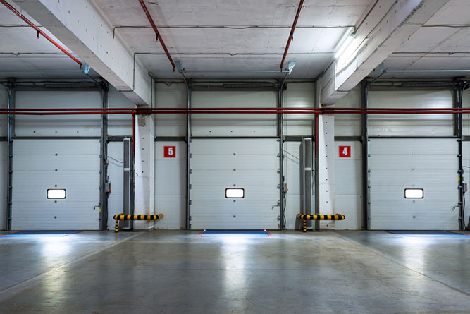Commercial garage Doors Repair