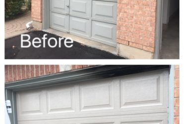 Garage Door Replacement Brampton