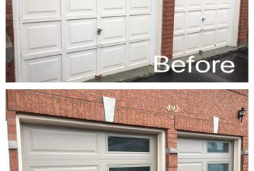 Garage Door Replacement Thornhill