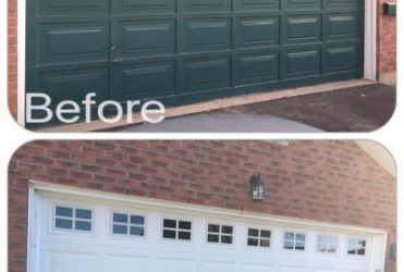 Double Garage Door Replacement Brampton