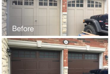 Garage Door Replacement Stoufville